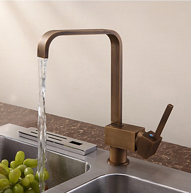 Antique Kitchen Faucets : Faucetsmarket.com Providing Best ...