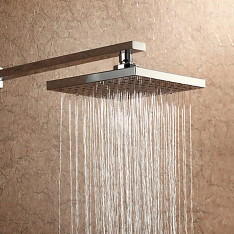 Square Rain 20x20cm Shower Head (A Grade ABS)