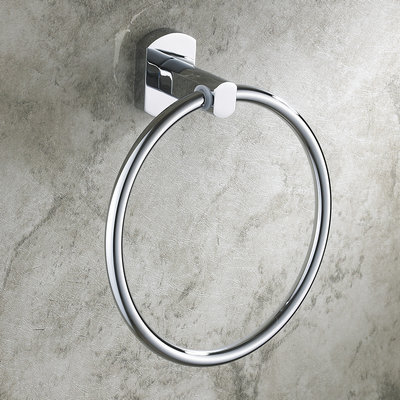Bathroom Accessories Solid Brass Towel Ring TCB7311