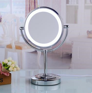 New Arrival LED Desktop Make Up Bathroom Mirrors MB145